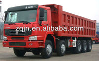 HOWO Shandong Dump Truck 28m3 Van Tipper