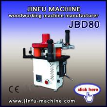 JINFU JBD80 portable pvc edge banding for plywood woodworking machine