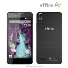 Effire A7 4G LTE Smartphone MTK8732 Quad core 2/16GB memory 5 inch screen smartphone