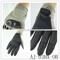 Outdoor Tactical full finger gloves Assaults