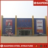 movable Modern shopping centre business services