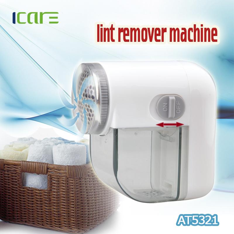 lint machine