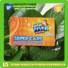 Chinese factory price PVC contact smart card/ contactless smart card