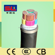 Copper Electrical Wire Manufacturers Power Cable 4x150mm2