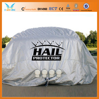 inflatable hail proof car cover for severe weather