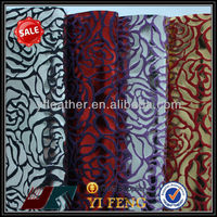 perforated pu leather,perforated leather fabric