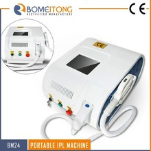 IPL machine permanent spot cosmetic ipl hair removal manual