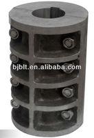 JQ shell case shaft reducer coupling
