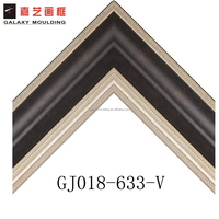 top clear thick acrylic tabletop block photo picture frames for home decoration hot sale PS mouldings