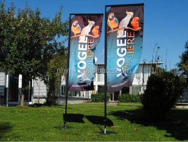 Feather Flags, Advertising Banner, Blade Wind Flag banner