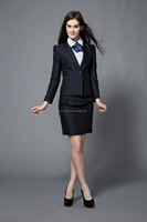 2014 Fashion Pictures Of Formal Wear Suit For Woman With Good Quality