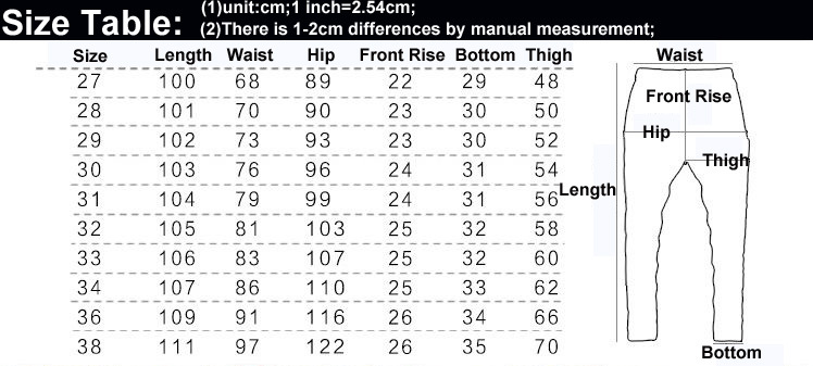 Before ordering new pants online, it is important to measure your pants size. With sizes varying greatly between manufacturers, one brand's size small may have the .