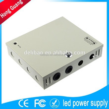 12V 5-30A ac/dc switching power supply for CCTV display