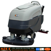 Battery Walk behind Automatic low noise with Floor Scrubber