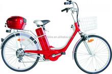 2015 cheap Electric bicycle / cheap electric bike / city e bike with EN15194