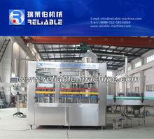 Factory Price Bottled Hot Tea Drink Filling Machine