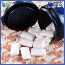 Coating type pellet chewing gum bulk mint
