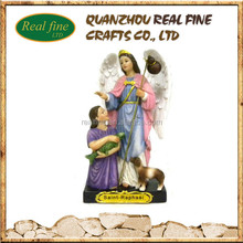 New product wholesale cheap polyresin catholic religious saint statues for sale