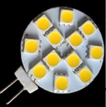 DC12V LED G4 Bulb, LED Car Light 12SMD 5050