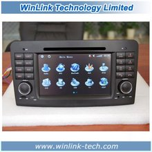 "7"" double Din Auto Radio GPS For Mercedes-Benz R class W251 (R280 R320 R350 R500)"