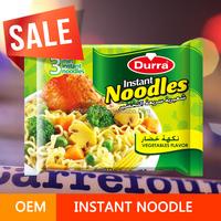 HALAL instant noodle / OEM instant noodle / Brand instant noodle