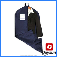 Travel Garment Cover Bag with ID card Holder