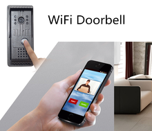 WiFi doorbell visiophone ip access control systems