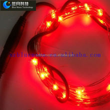 new product christmas decoration red light