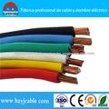 THW AWG 1 - 16 Cable de buena calidad y precio competitivo / cable thw 3