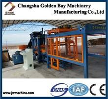 QT4-15 Hollow Blocks Machines Price, Automtaic Fly Ash, Interlocking Concrete Block Machine for Sale