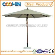 outdoor sun parasol wooden outdoor parasol patio umbrella