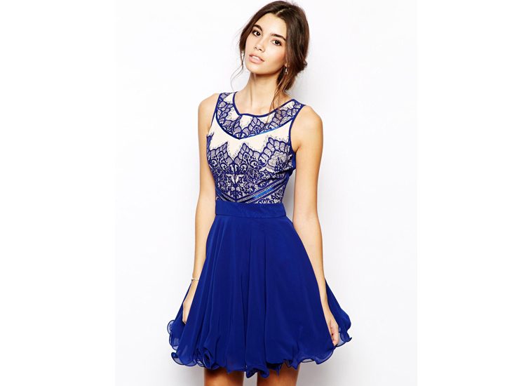Wholesale Mexican New Fashion Ladies Embroidered Homecoming Dresses ...