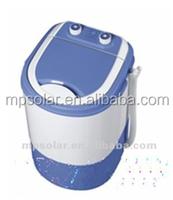single tub 300w mini washing machine adopt PP/ABS/PVC material