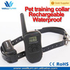 Smart dog training collar 998DB waterproof and rechargeable