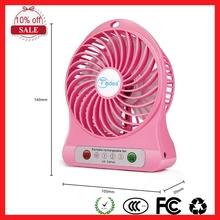 Wholesale Portable Plastic Mini Fan Small Table Fan mini usb Fan