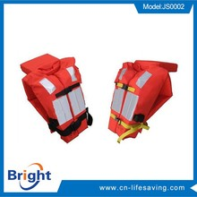 2015 new product marine inflatable life jackets manufacture hot sale
