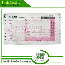 FREE SAMPLE barcode stickers air waybill consignment note