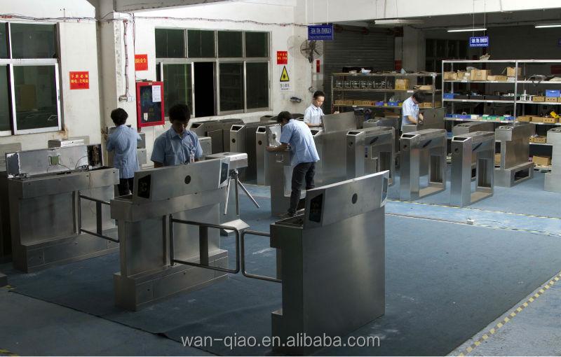 Один Год Гарантии Качели Барьер RFID Автоматические Ворота Системы Турникет для Тренажерного Зала
