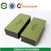 luxury essential oil box 30ml bottle packaging with magnetic