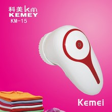 KM-15(1) 2015 hot selling kemei brand electric lint remover