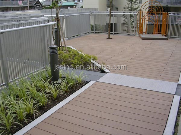 Suitable best balcony wood plastic floor boards composite deck board decking hollow solid with - Suitable materials for decking ...