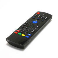 2.4G Android TV Box Remote Control MX3 Airmouse Gyroscope Mini Wireless Keyboard 3D Air Fly Mouse