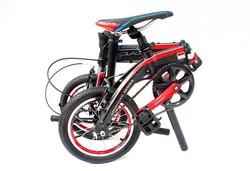 2015 China Latest Design Laplace L412 Updated version folding bike kids bike on sale