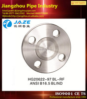stainless steel rtj blind flange api 6a