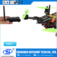SKY-HD01 1080P HD video camera with moveable lens 400mw fpv 32ch wireless video radio Transmitter