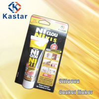 Kater oil reistant silicone flange sealants for gearbox housing