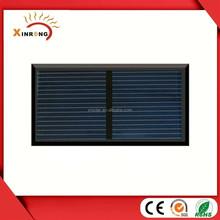 Cheapest Price 80*40mm 1V 450mA mini small epoxy solar panel pv module