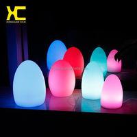 Plastic Small Night Light Home Decorative Glowing Lighting Bar Table Lamp