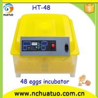DIY machine termostato+casero+para+incubadora cheap automatic egg incubator On promotion HT-48