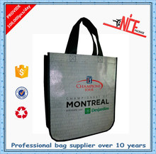 Wenzhou nonwoven advertisment bags for gift